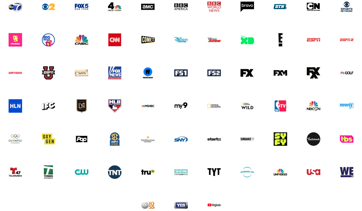 The Best Streaming Tv Apps The Verge