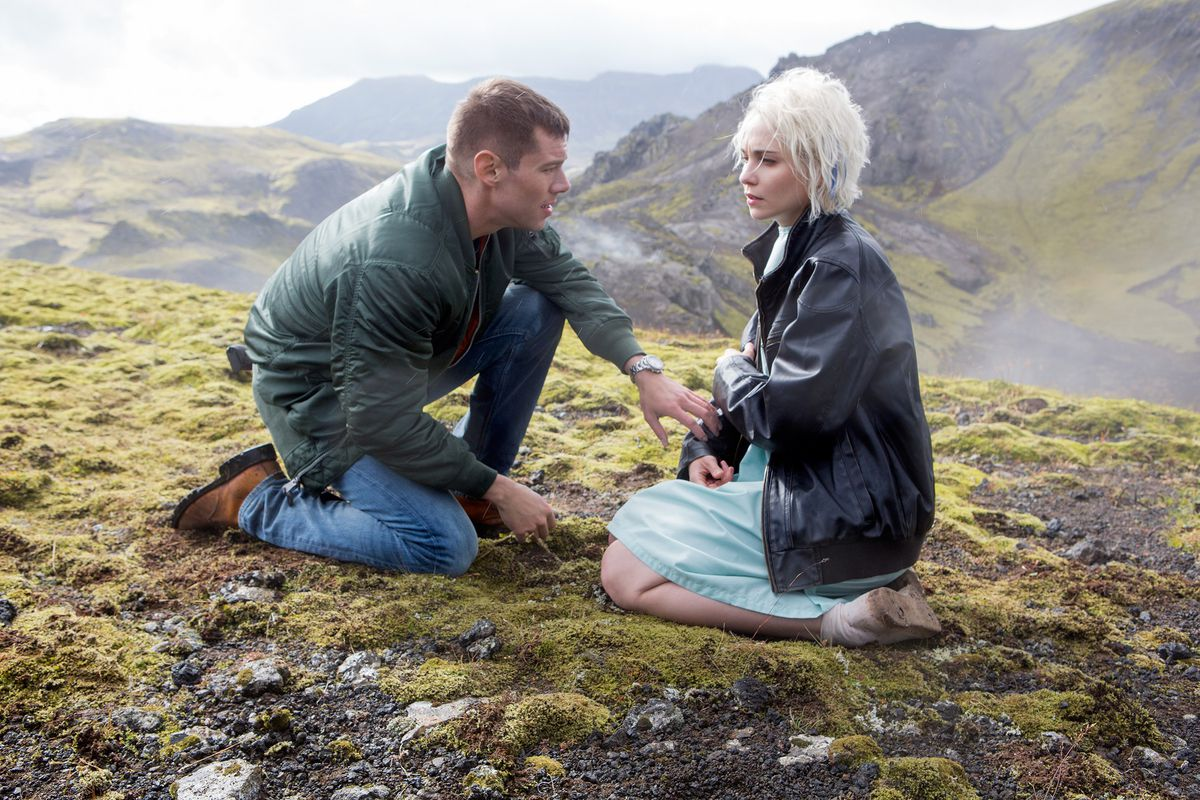 Will and Riley attempt to escape on Sense8.