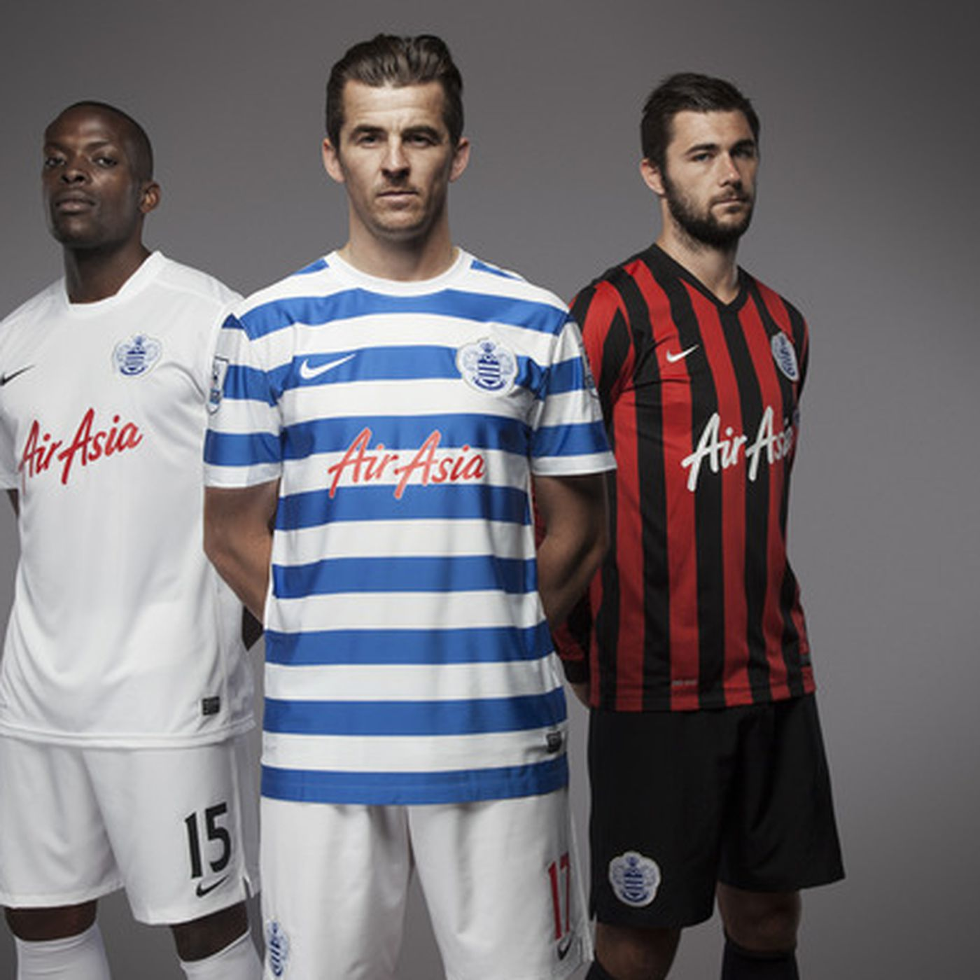 the best attitude 0f0bb b4583 Queens Park Rangers lose Lotto, get Nike kits for Premier ...