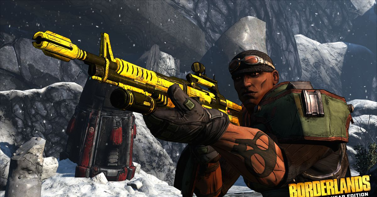 Borderlands movie casts Kevin Hart as Roland – Polygon