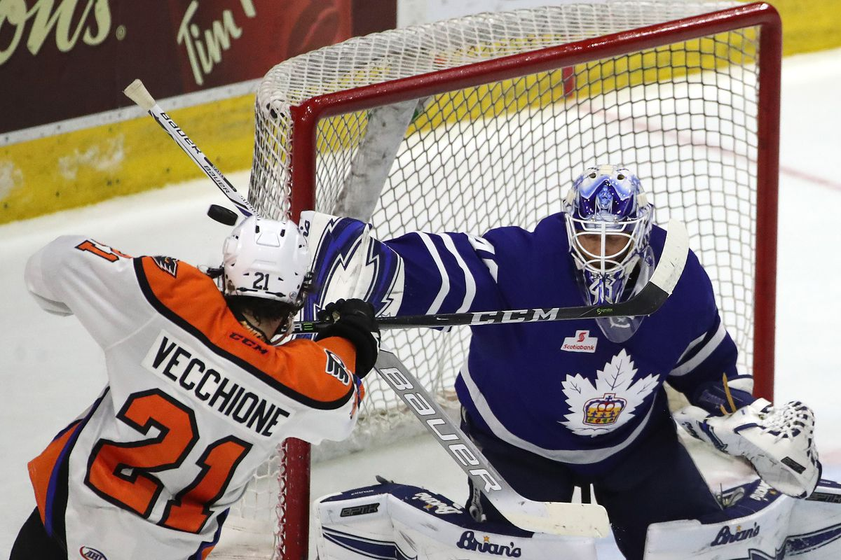 Friday Morning Fly By: Let's go The Phantoms!!! - Broad Street Hockey