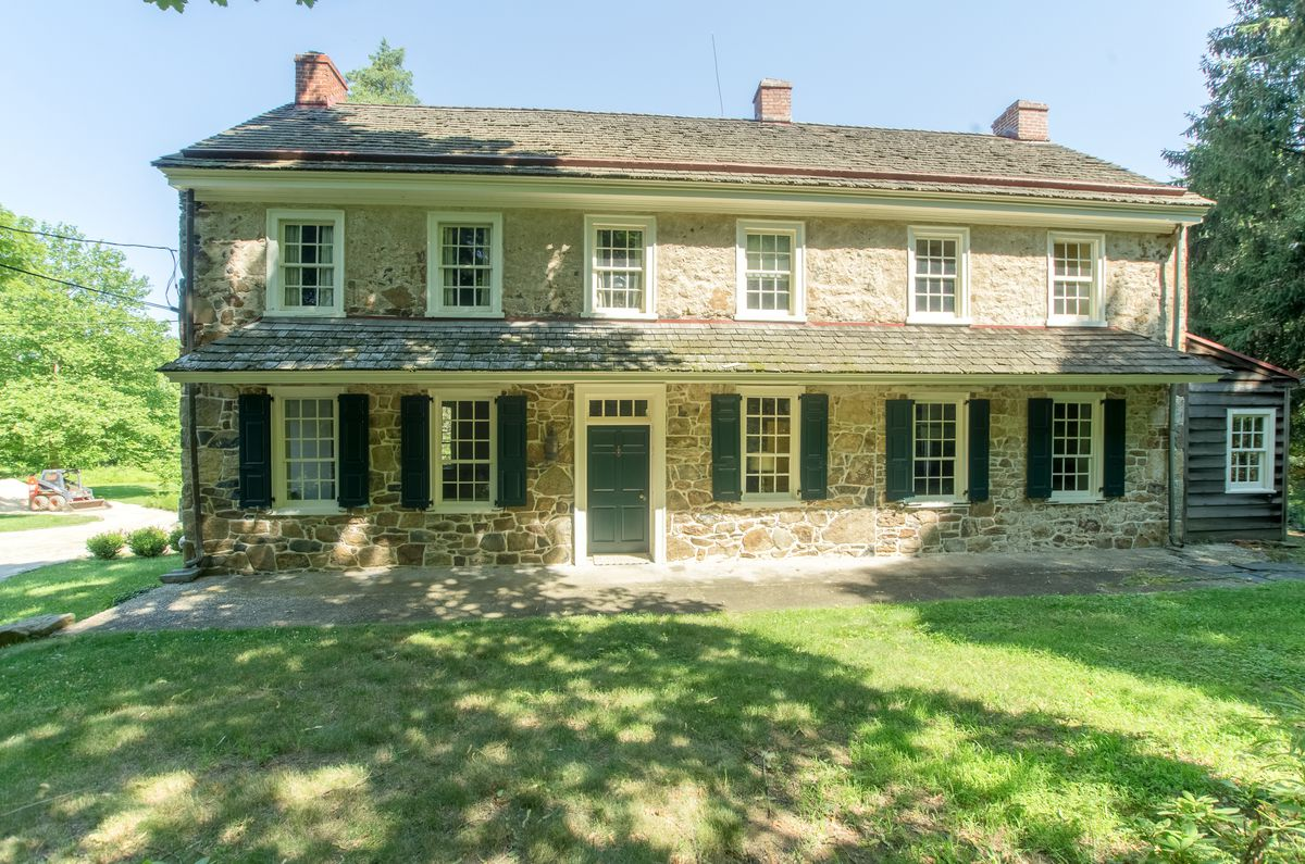 5 really old stone homes for sale in Pennsylvania's countryside