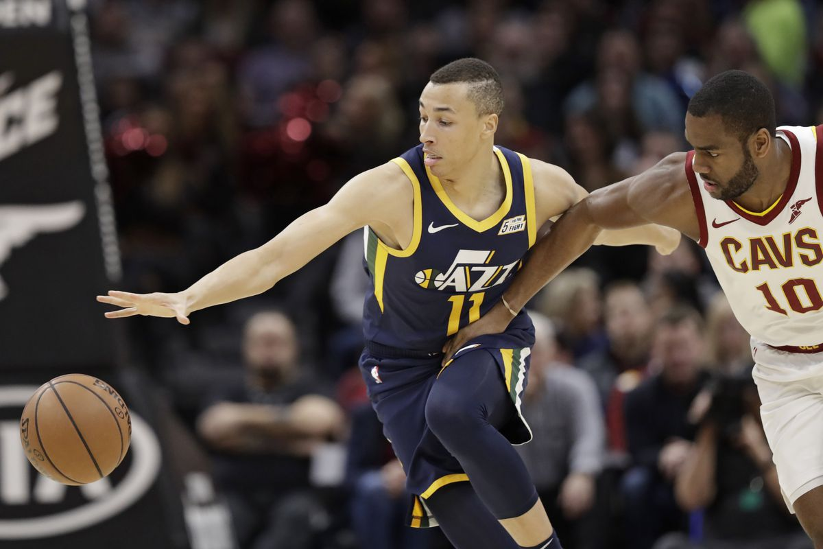 Dante Exum Nearing Return To Court For Utah Jazz After