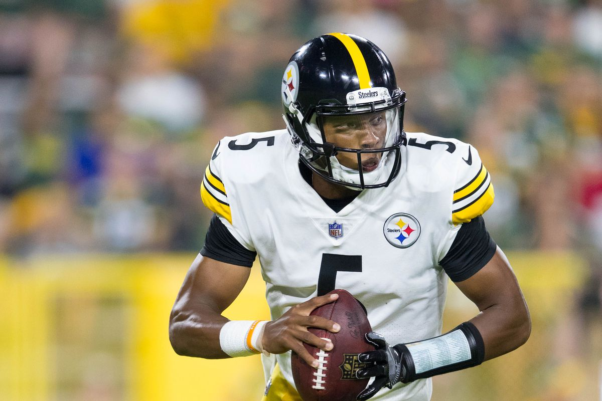 86375461b18 NFL preseason 2018  Steelers have the best backup quarterback battle ...