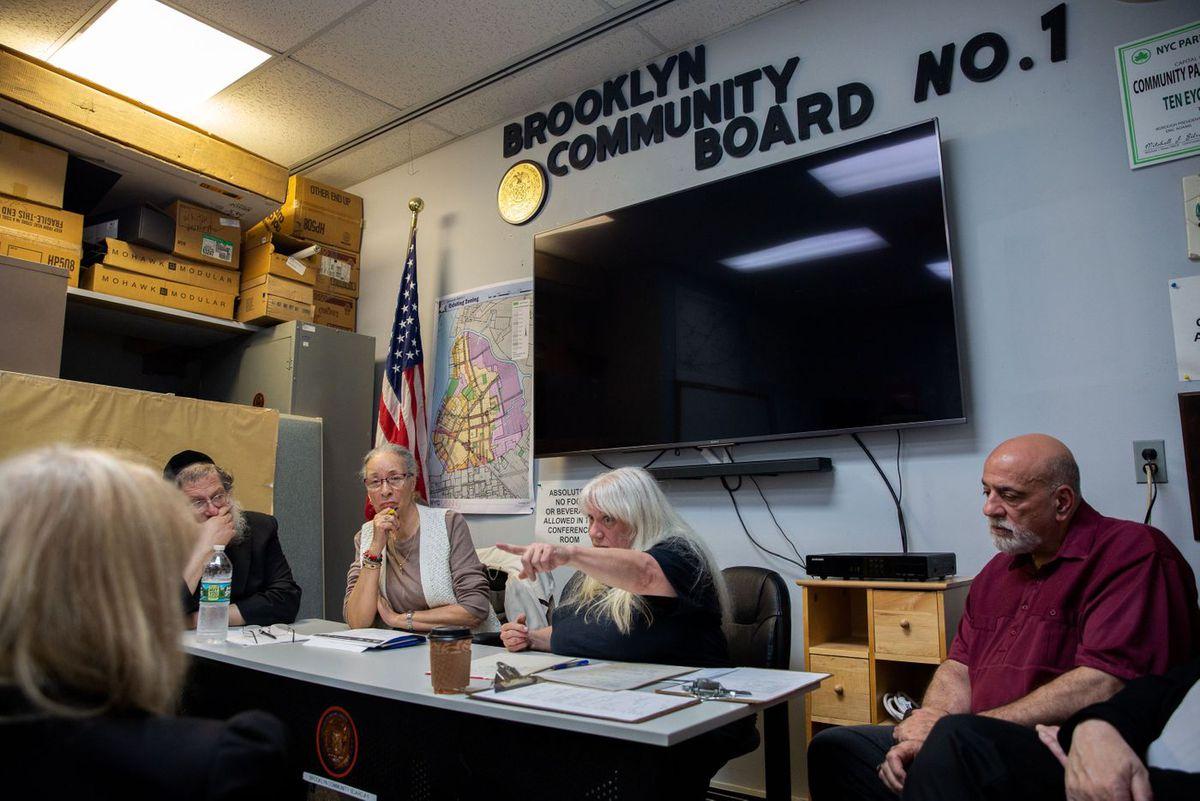 Community Board 1