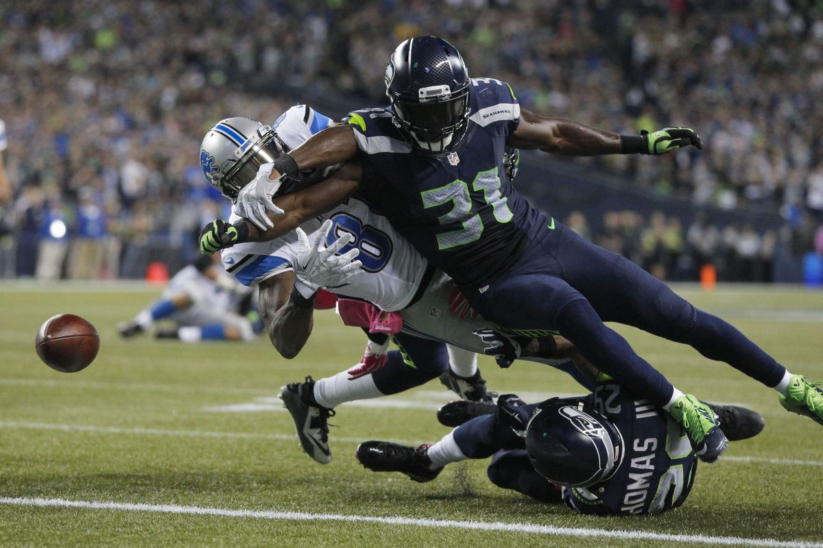 Get a summary of the Detroit Lions vs Seattle Seahawks football game