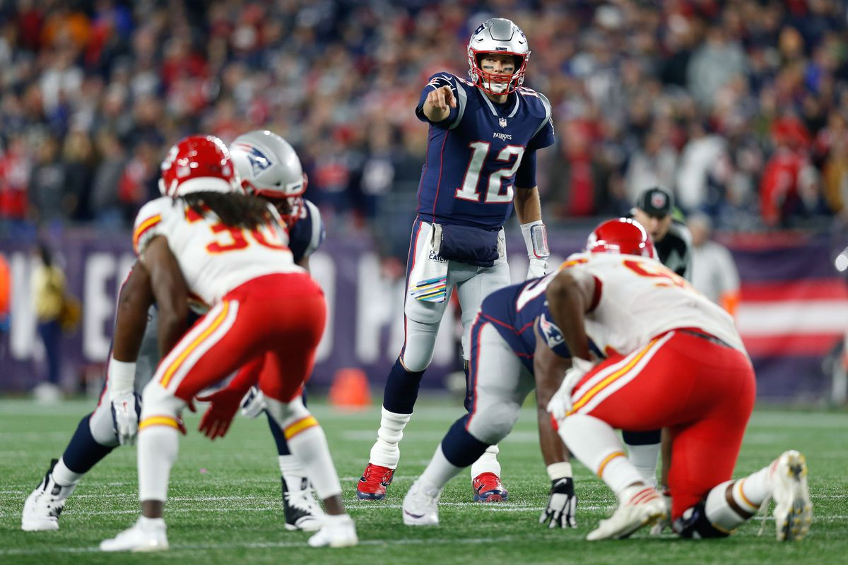 2019 AFC Championship Game  Offensive keys to victory for the Patriots  against the Chiefs 6fac0af69