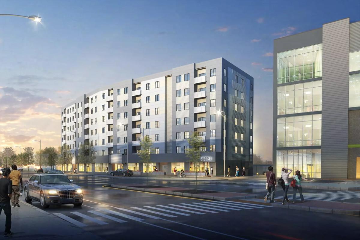 Development update: Jefferson Park apartments headed for