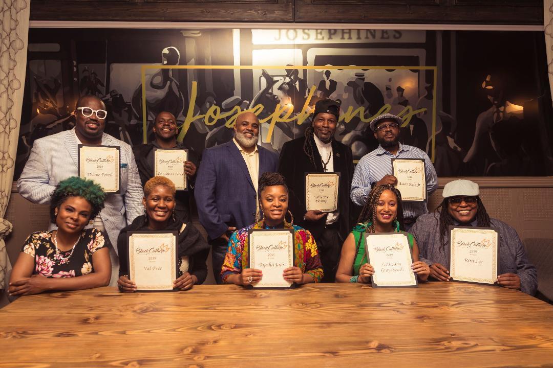 Black Culture Week honorees