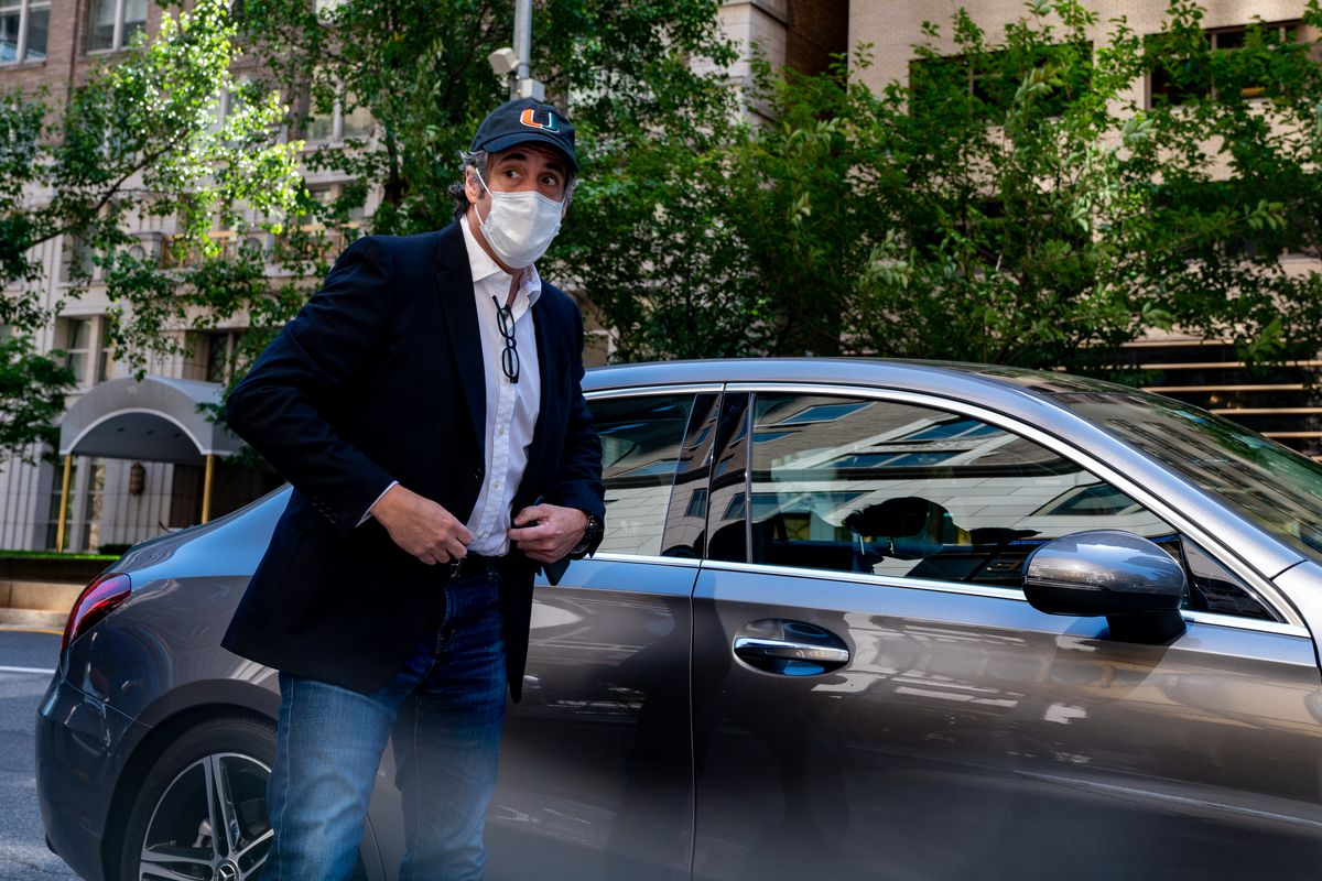 Trump Lawyer Michael Cohen Released From Prison Amid COVID-19 Pandemic