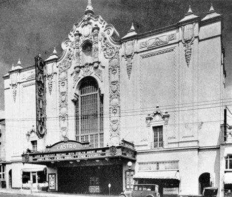 Castro Theater in 1927