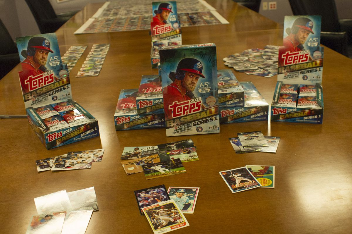 Whatever Happened To Baseball Cards Royals Review