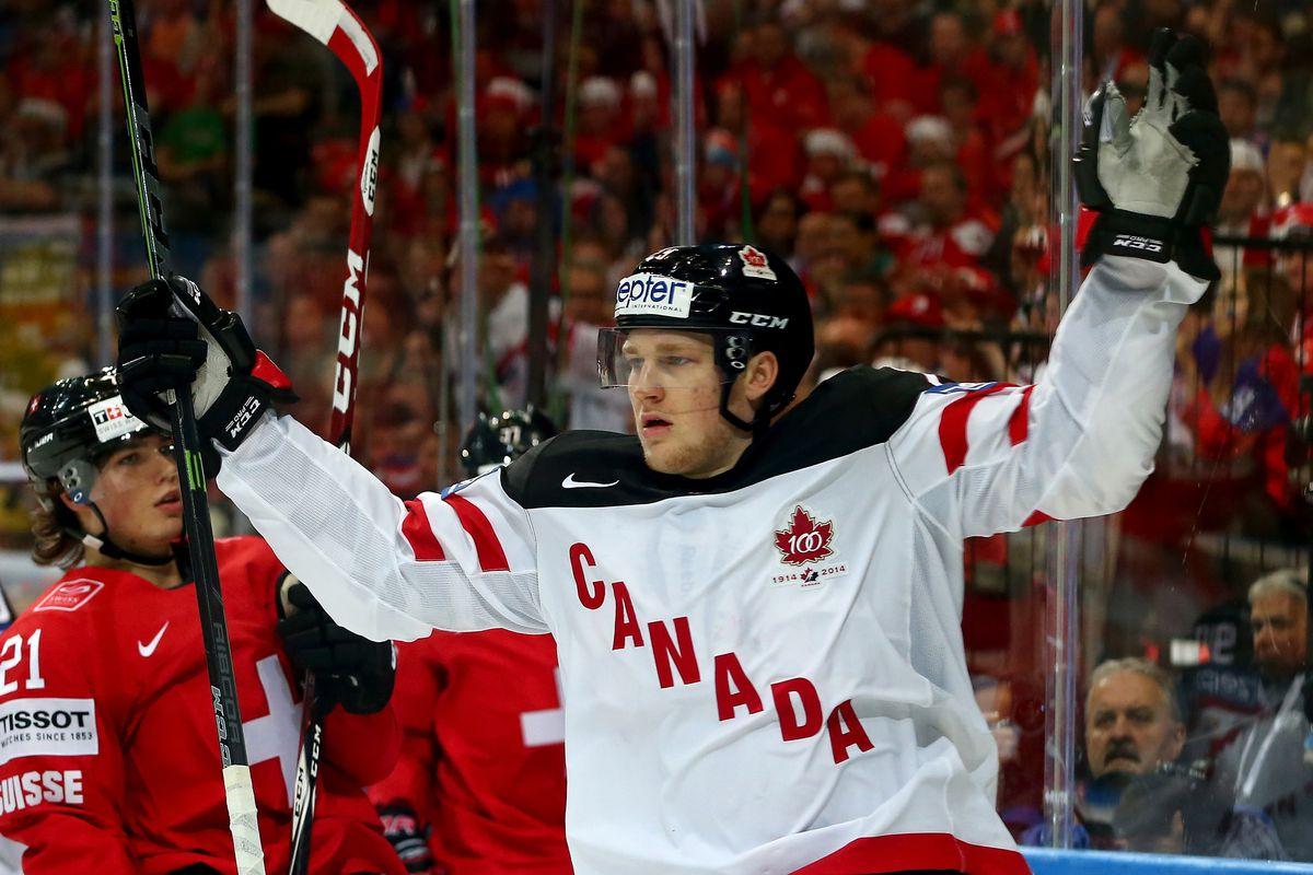 Switzerland v Canada - 2015 IIHF Ice Hockey World Championship