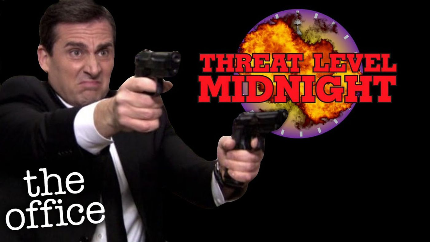 Guys... The Full-length 'Threat Level Midnight' Movie Is Now Online