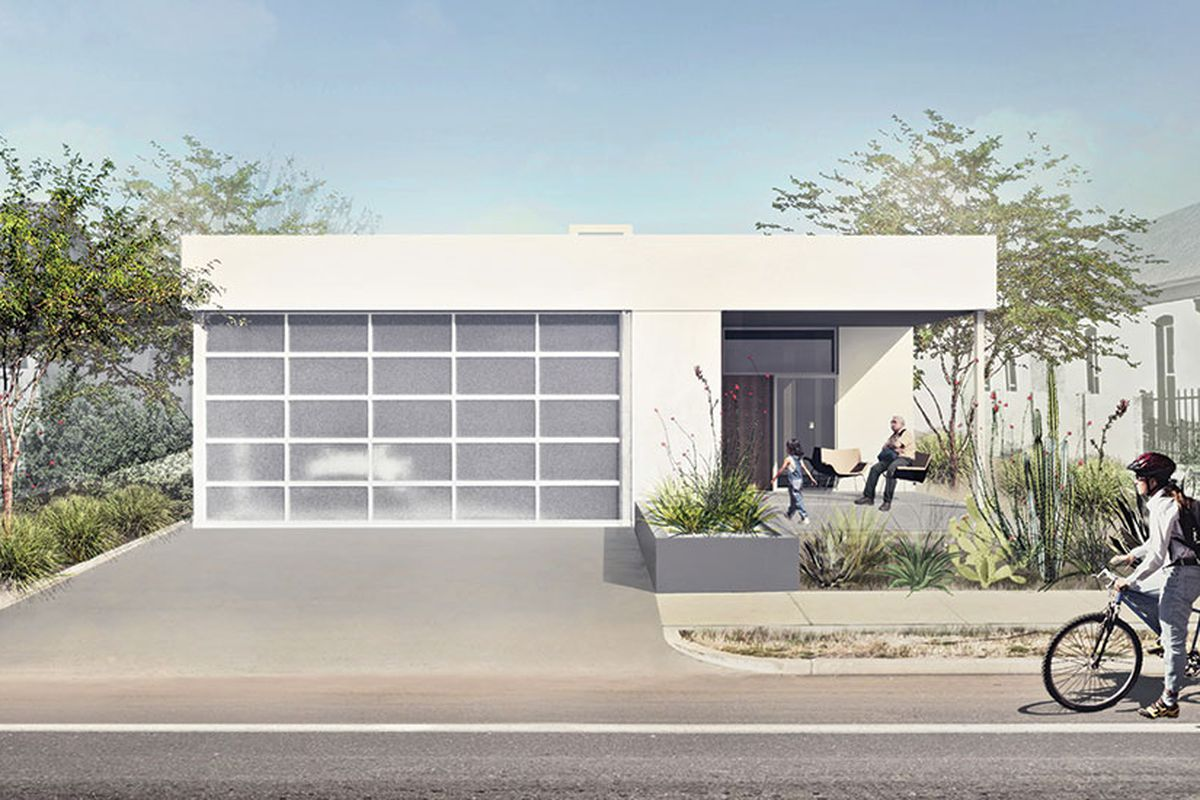 Net Zero Home Plans Available For Free Thanks To Design Competition Curbed