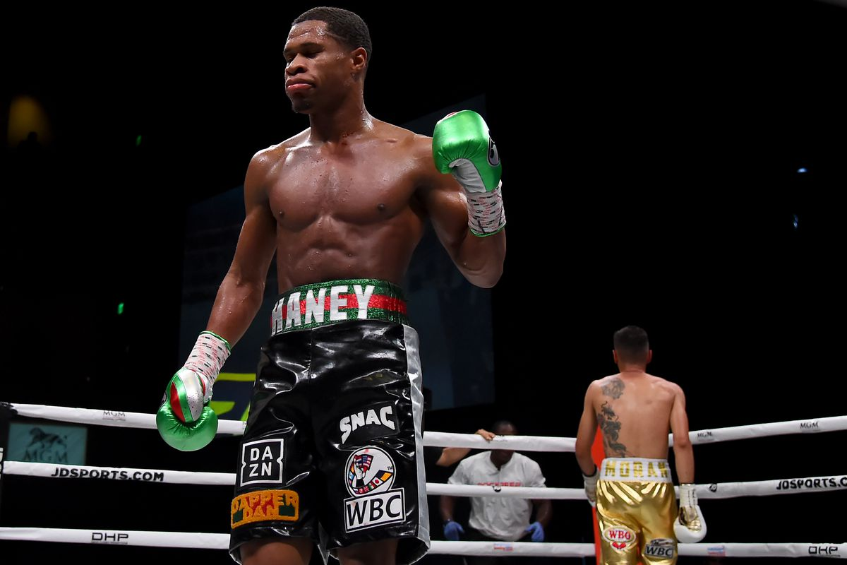 Devin Haney thinks Ryan Garcia would fight, Golden Boy won't allow ...