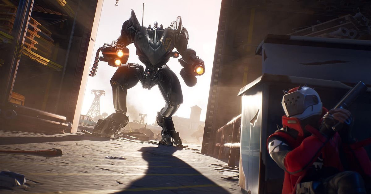 Fortnite's next tournament will also be its most controversial, thanks to mech suits
