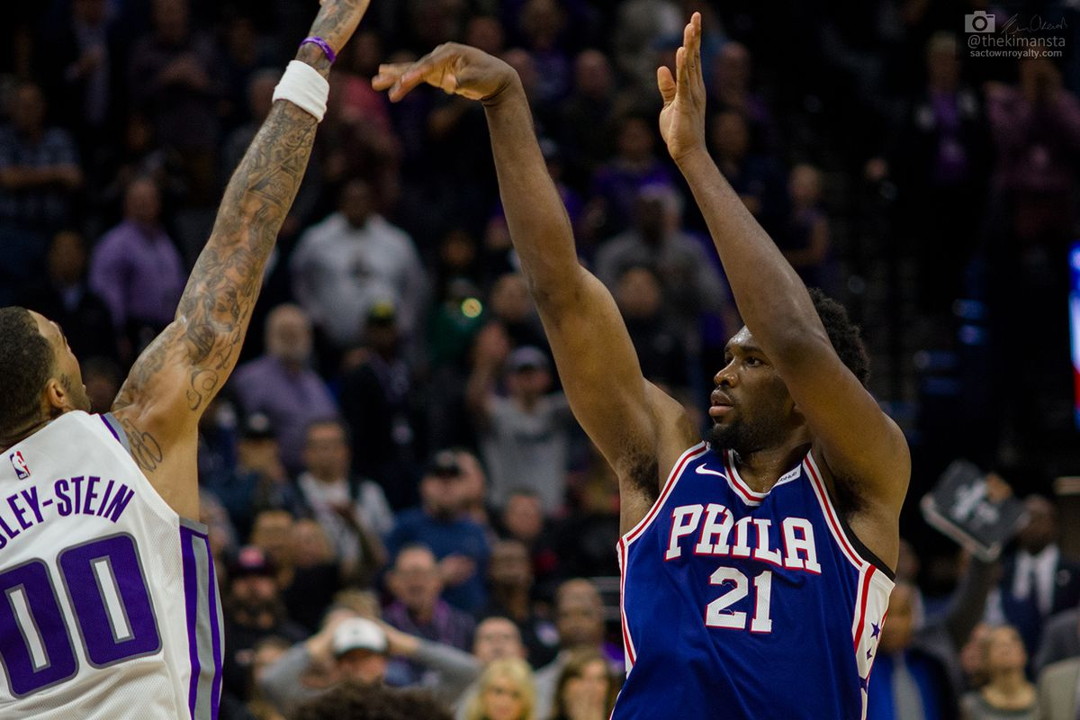 Kings Vs Sixers Preview The Scores V The Process Dawn Of