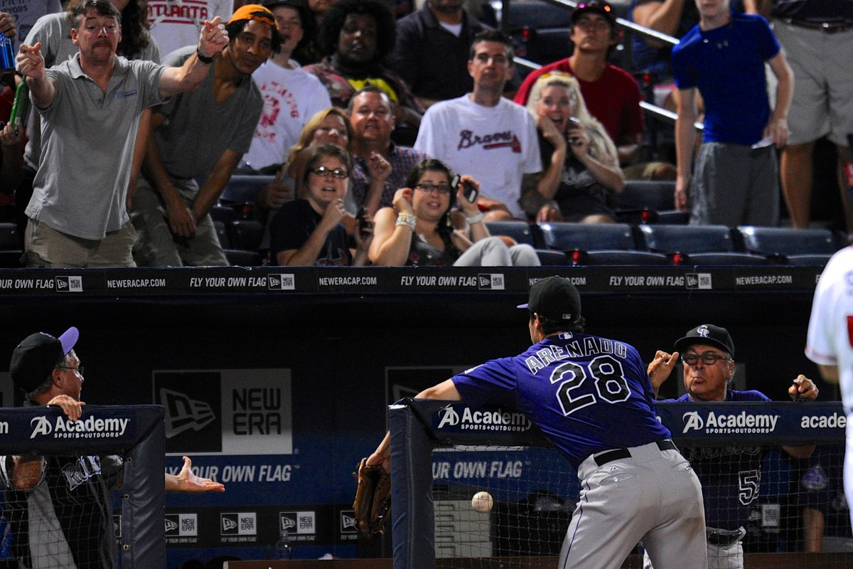 The ball is behind you Nolan.