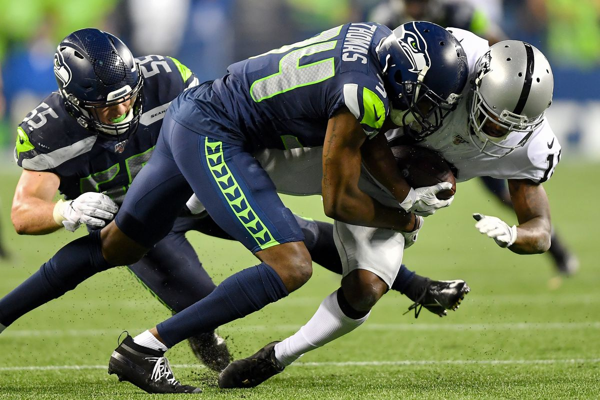 big sale e8001 46880 Report: Redskins sign CB Simeon Thomas from the Seahawks ...