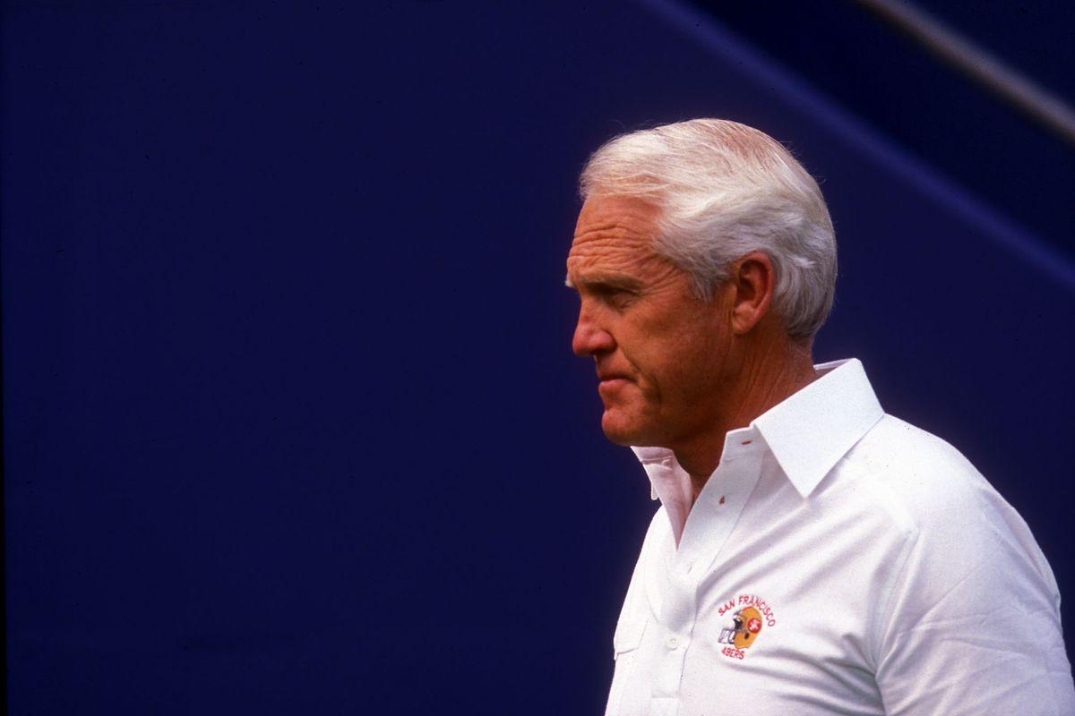 Coach Bill Walsh 1931 - 2007