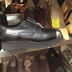 Costume National shoe, $329 (was $775)