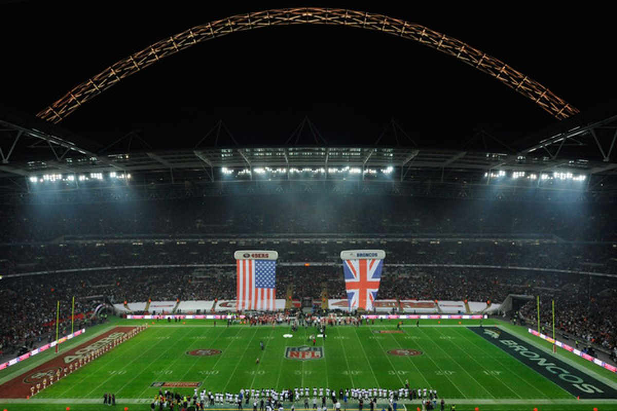 Last year, the San Francisco 49ers beat the Denver Broncos 24-16 in the fourth installment of the NFL's International Series in the United Kingdom.