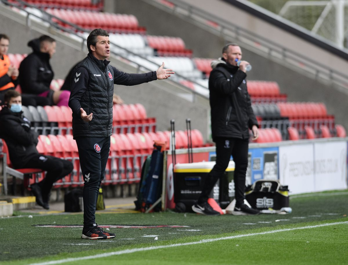 Fleetwood Town v Lincoln City - Sky Bet League One