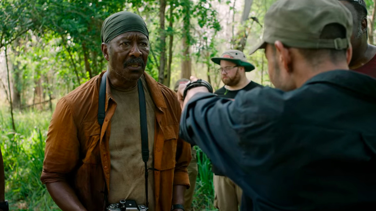 Clarke Peters in Spike Lee's Da 5 Bloods