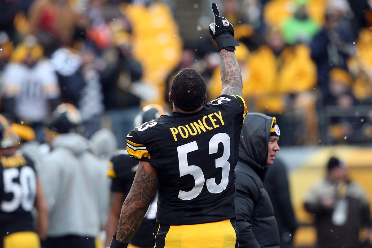 Maurkice Pouncey named top offensive linemen in future projection