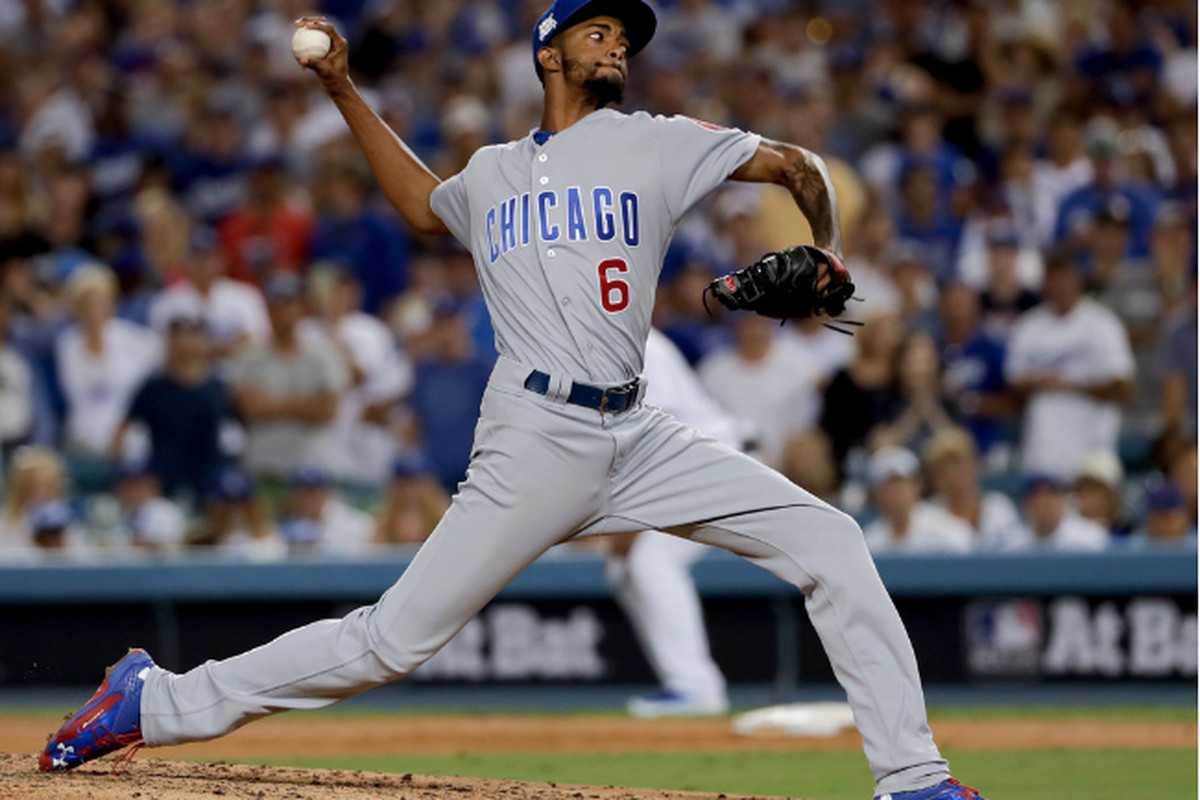 Cubs' bullpen has been a problem in the postseason - Chicago