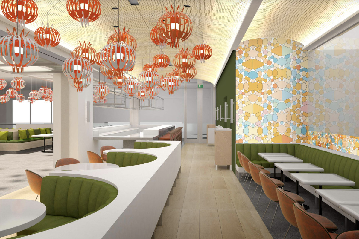 Audrey Restaurant Opens At Hammer Museum In Westwood In