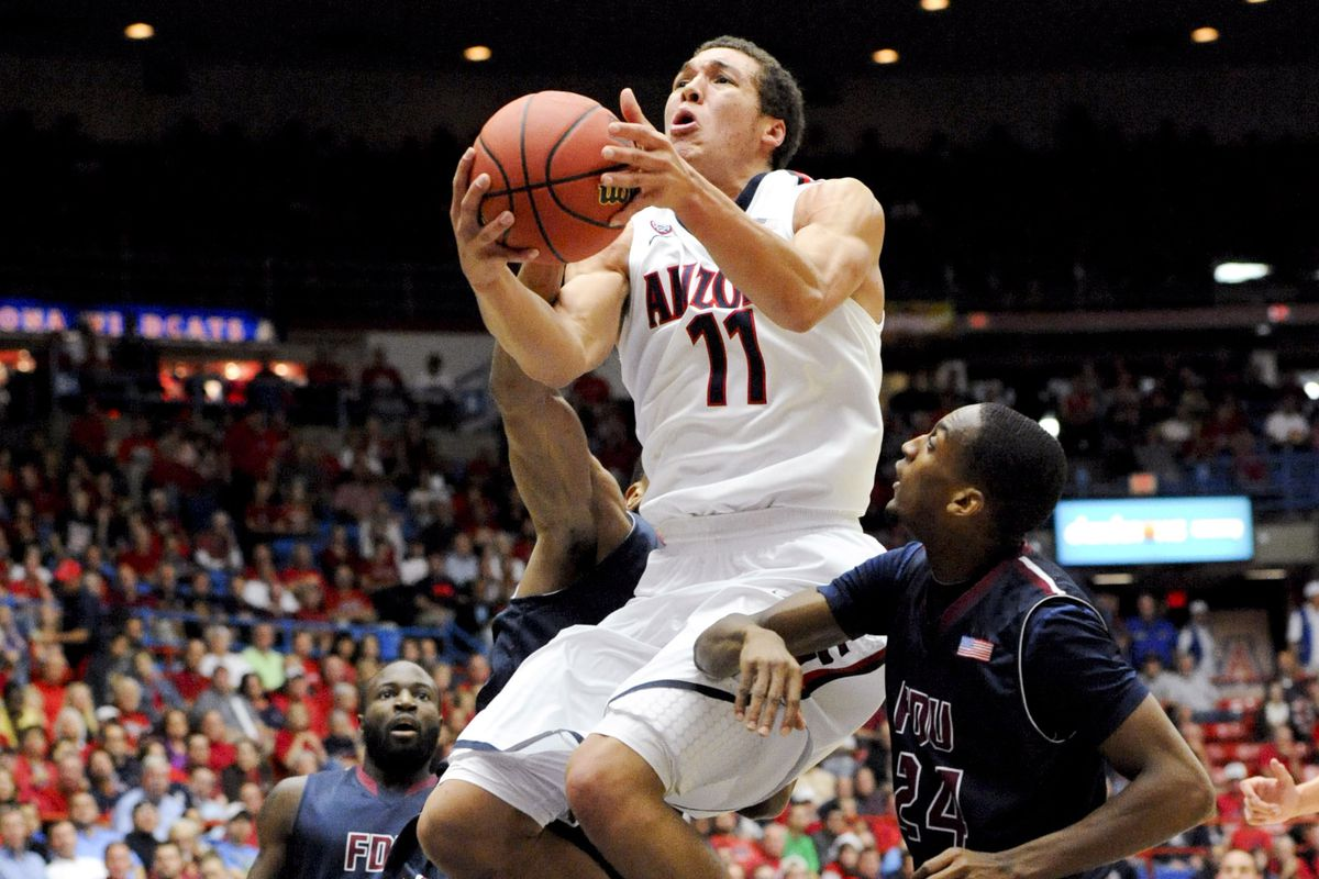 Arizona's Aaron Gordon is just one of many parts that make the Wildcats special.