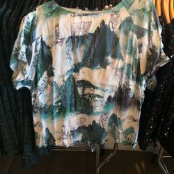 Animals top, size 10, $20 (was $138)