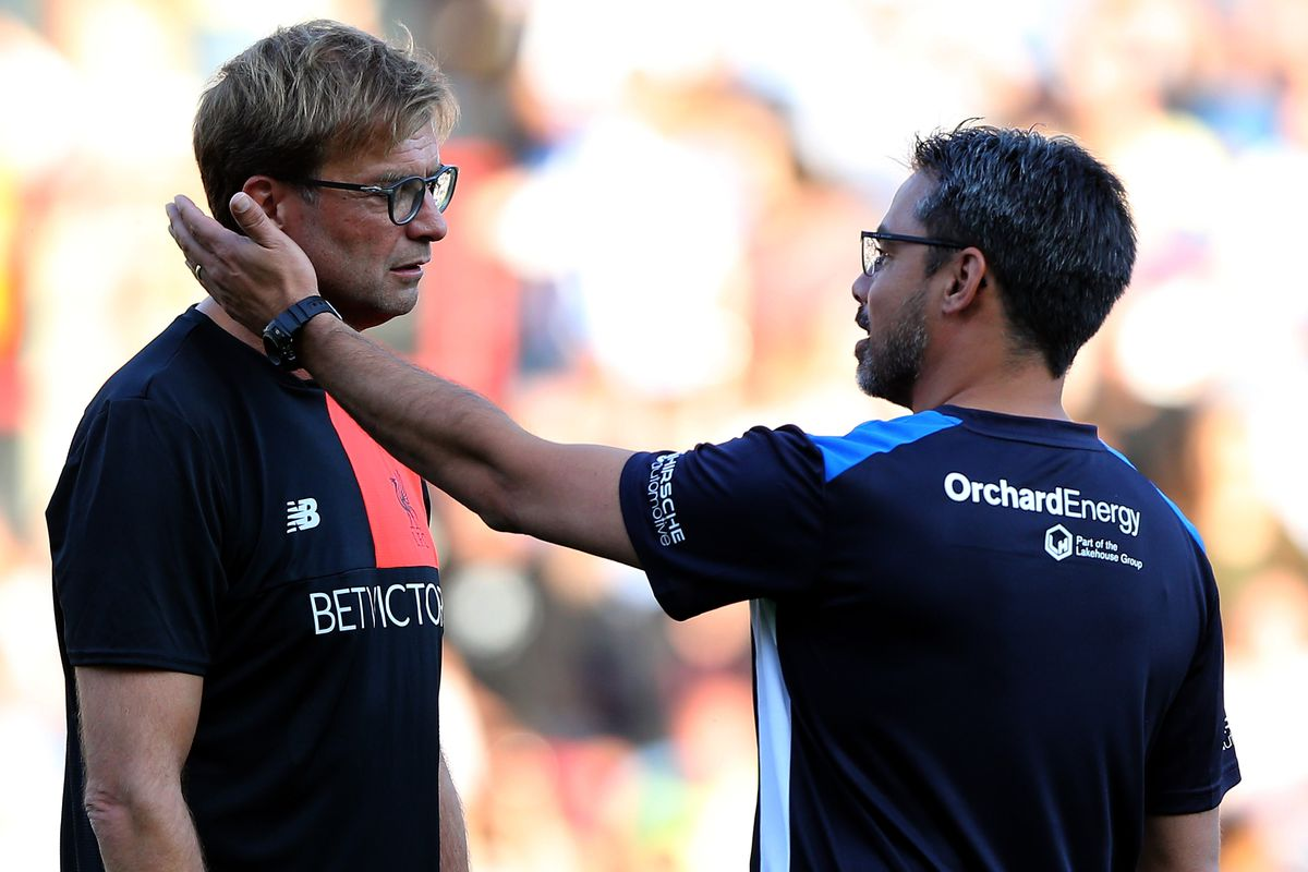 Huddersfield Town v Liverpool - Pre-Season Friendly