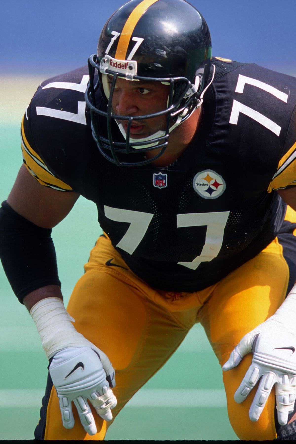 Steelers Marvel Smith