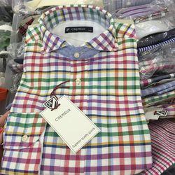 Cremieux shirts, $59