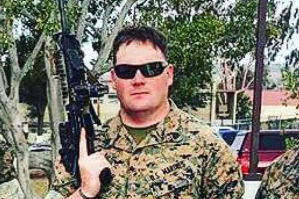 Staff Sgt. Taylor Hoover