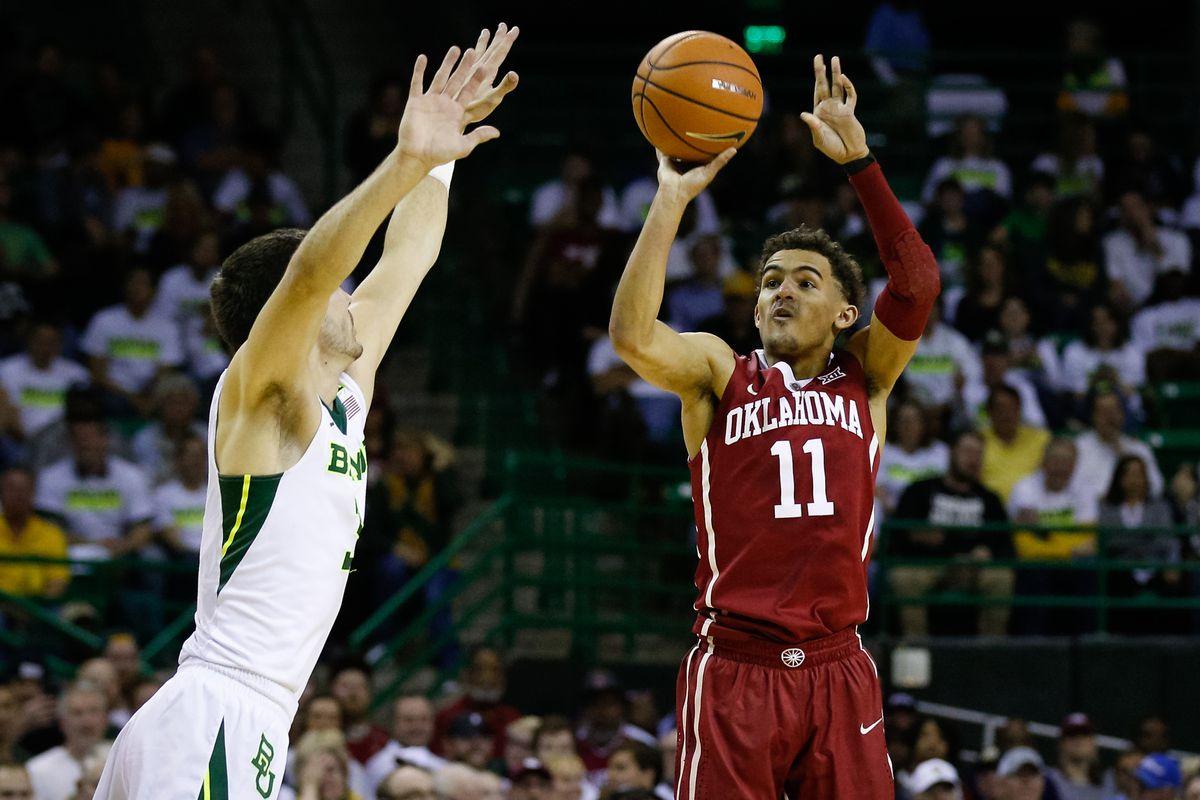 NCAA Basketball: Oklahoma at Baylor
