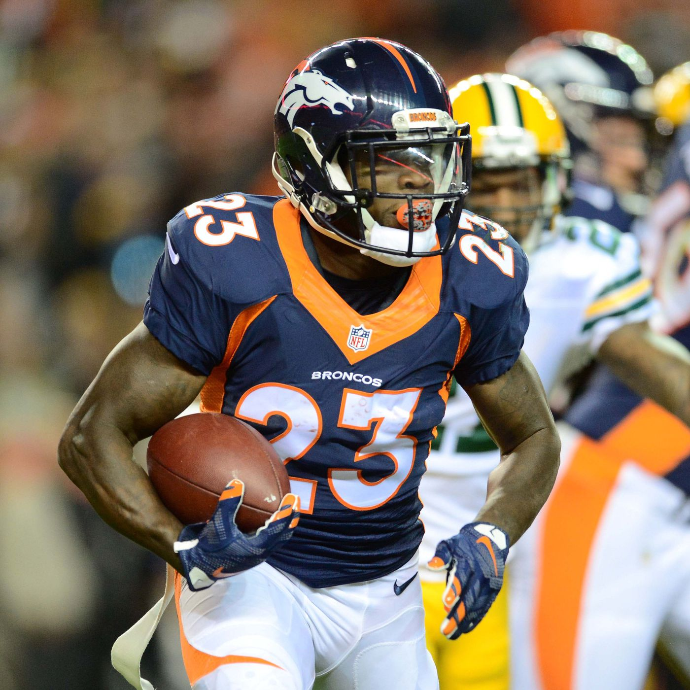 Packers 'poking around' Ronnie Hillman and other running backs ...