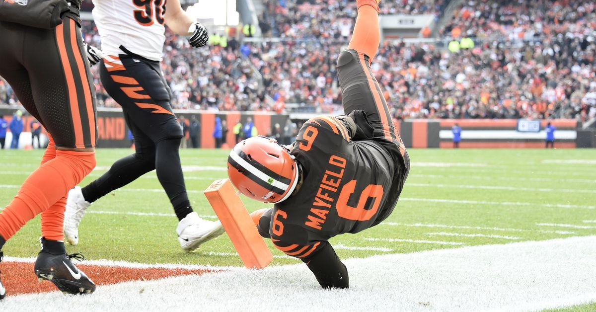 Browns vs. Bengals Final Score: Cleveland survives against Cincinnati 27-19