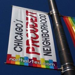 Boystown in Chicago.   Sun-Times Archives.