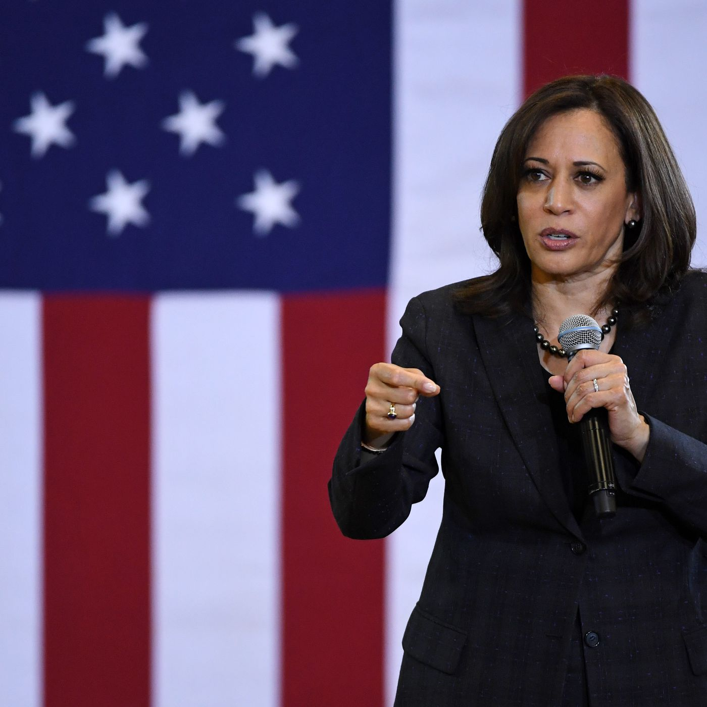 Kamala Harris Endorses Joe Biden Vox