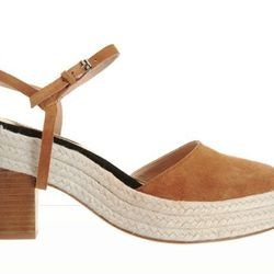 """<a href=""""http://www.barneys.com/Opening-Ceremony-Sonar-4/501484406,default,pd.html?cgid=sale&index=92""""> Opening Ceremony Sonar 4 high heeled espadrille</a>, $329 barneys.com"""