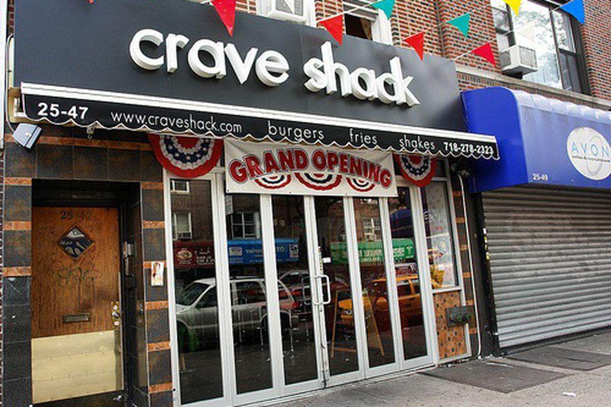 Crave Shack, Astoria