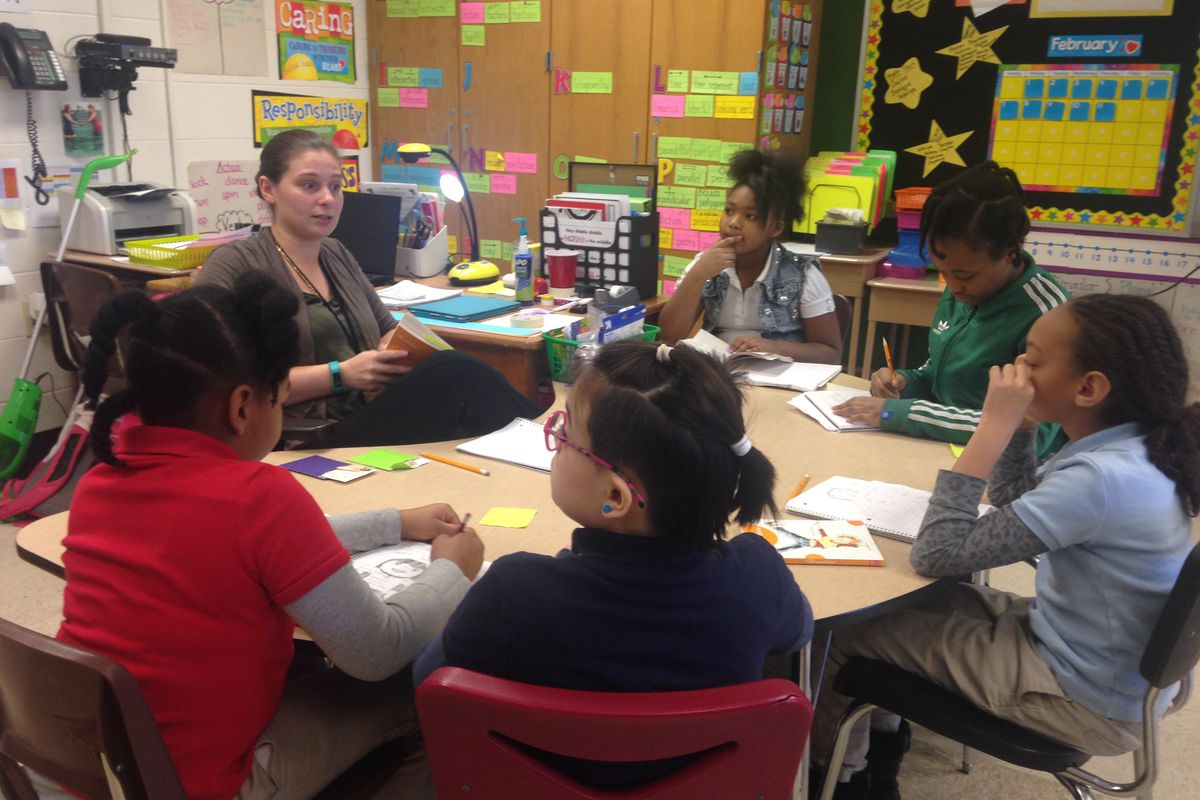 Cold Spring is one of the IPS schools that had the biggest gains on ISTEP.