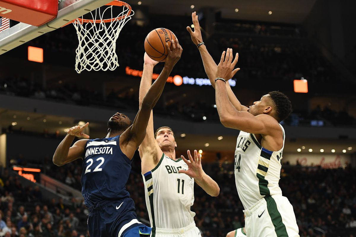 The Bucks' one trick to forming an elite defense - SBNation.com