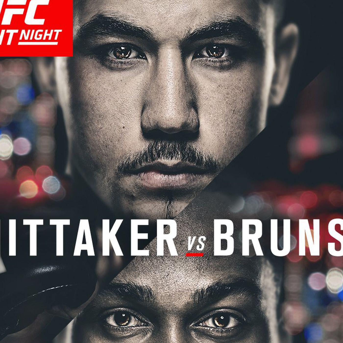 UFC Fight Night: Whittaker vs....