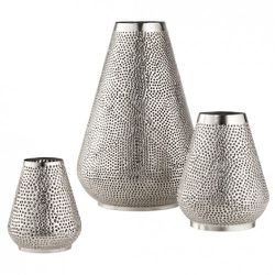 Small Metal Candle Holder $7.99, Medium Metal Candle Holder $24.99, Large Metal Candle Holder $29.99<br />