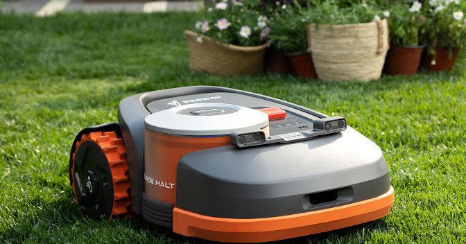 Segway's Navimow robot will mow your lawn using GPS